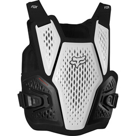 Fox Raceframe Impact Softback Guard white